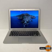 Apple Macbook Macbook Air 2017 13.3 inch i5 1.8GHz   8GB RAM   256GB SSD incl. Lader