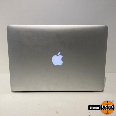 Macbook Air 2017 13.3 inch i5 1.8GHz   8GB RAM   256GB SSD incl. Lader
