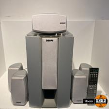 sony Sony SA-WMS535 5.1 Home Cinema Speaker Set incl. Afstandsbediening