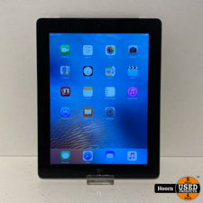 Apple iPad Apple iPad 3 16GB Wifi + 3G Zwart incl. Lader