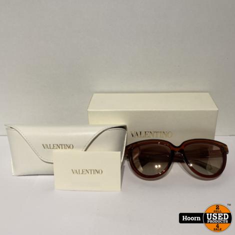 Valentino V724S Dames Zonnebril in Koker met Doos