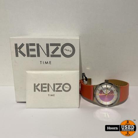 Kenzo K0064007 Dames Horloge Nieuw in Doos