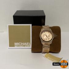 Micheal Kors Michael Kors MK5613 Mini Blaire 33MM Dames Horloge Nieuw in Doos