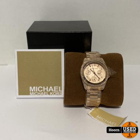 Michael Kors MK5613 Mini Blaire 33MM Dames Horloge Nieuw in Doos
