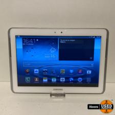 samsung Samsung Galaxy Tab 2 10.1'' 16GB Wifi + 3G Wit incl. Lader