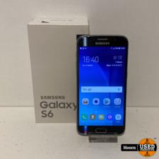 samsung Samsung Galaxy S6 32GB Zwart in Doos incl. Lader
