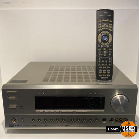 Onkyo TX-NR801E 7.1 Home Network Receiver/Versterker 655W incl Afstandsbediening