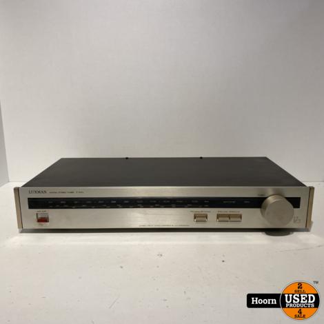 Luxman T-210L AM/FM Stereo Tuner