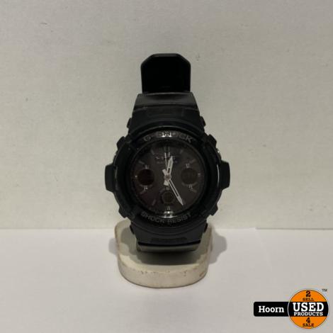 G-Shock AWG-M100B Heren Horloge Zwart 46mm
