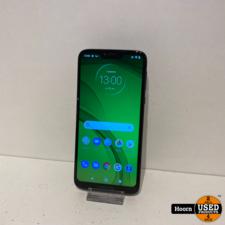 Motorola Motorola Moto G7 Power 64GB Zwart Dual-Sim Los Toestel incl. Lader