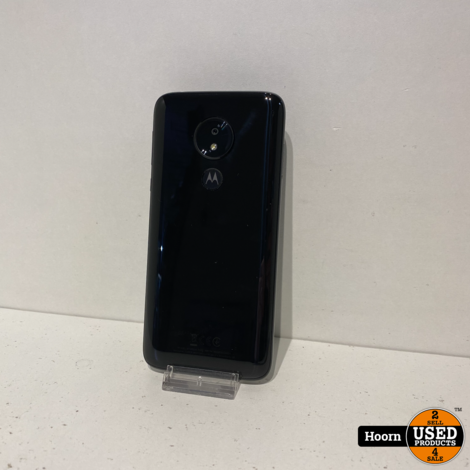 Motorola Moto G7 Power 64GB Zwart Dual-Sim Los Toestel incl. Lader