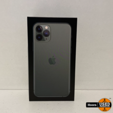 iPhone 11 Pro 64GB Midnight Green Nieuw in Doos
