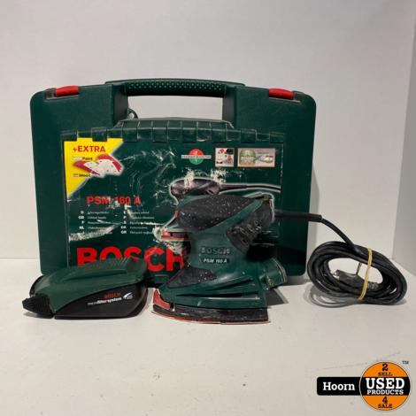 Bosch PSM 160 A Multischuurmachine in Koffer