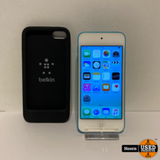 Apple Apple iPod Touch Gen5 16GB Blue incl. Lader