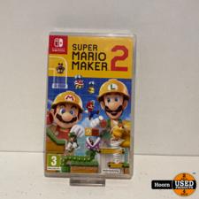 Nintendo Switch Game: Super Mario Maker 2