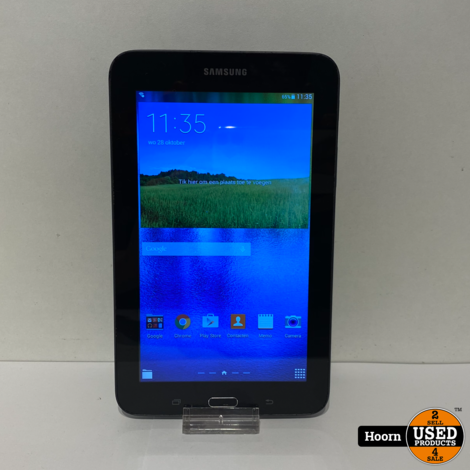 Samsung Galaxy Tab 3 Lite 7.0 inch 8GB Wifi Zwart incl. Lader
