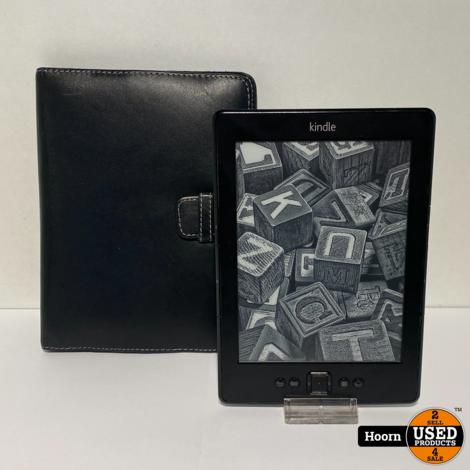 Kindle D01100 4e Generatie 2GB E-Reader Zwart
