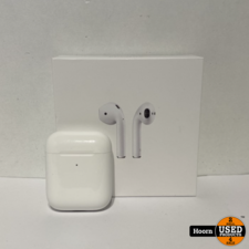 Apple AirPods Apple AirPods 2 met Draadloze Oplaadcase Compleet in Doos in Zeer Nette Staat