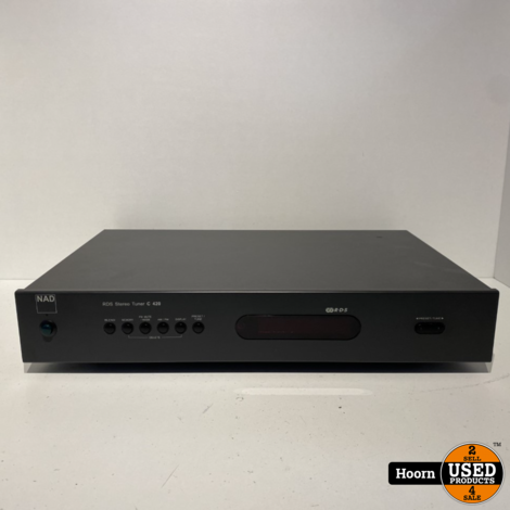 NAD C 420 RDS Stereo Tuner AM/FM Vintage