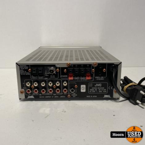 JVC RX-EX70R Mini Stereo Versterker/Tuner