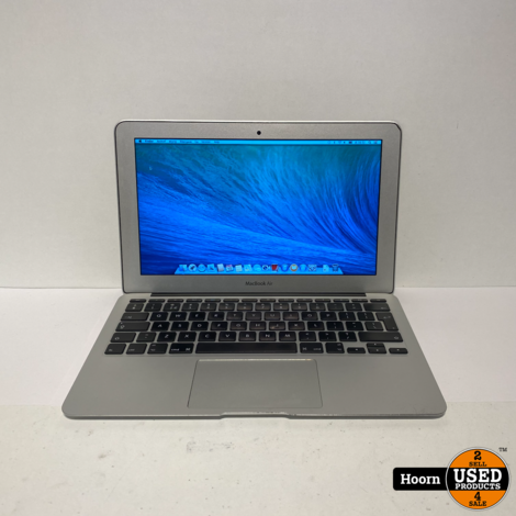 MacBook Air 11 inch Medio 2013 | 1,3Ghz i5 | 4GB RAM | 128GB SSD incl. Lader