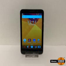 Vodafone Turbo Smart 7 4G 4GB Zwart Android Telefoon incl. Lader