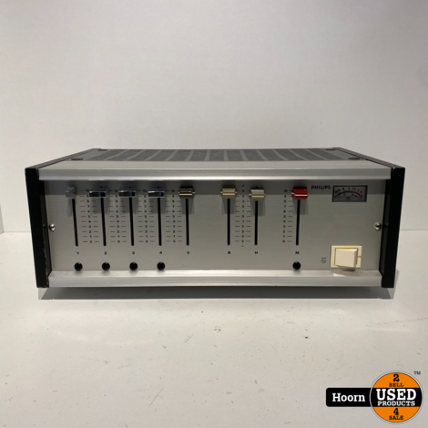 Philips IBB 1140/00 Versterker/Mixer 1969