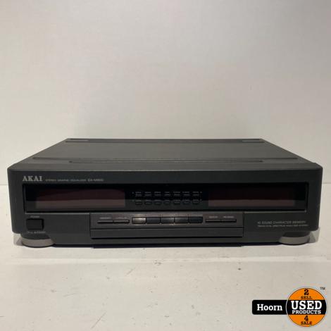 AKAI EA-M800 Digitale Stereo Equalizer