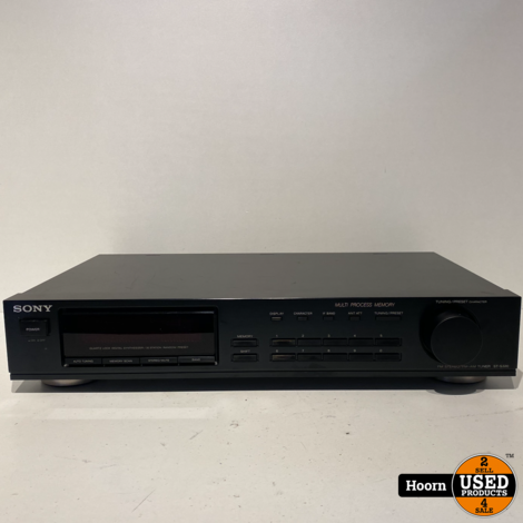 SONY ST-S320 FM/AM Stereo Tuner