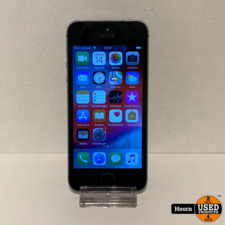Apple iPhone iPhone 5s 32GB Space Gray Los Toestel incl. Lader