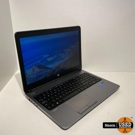 HP Probook 650 G1 15.6'' Full HD Laptop incl. Lader