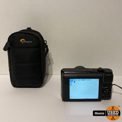 Canon PowerShot SX730 HS Compact Camera WiFi 20.3MP Met 2 Accu's en Lader