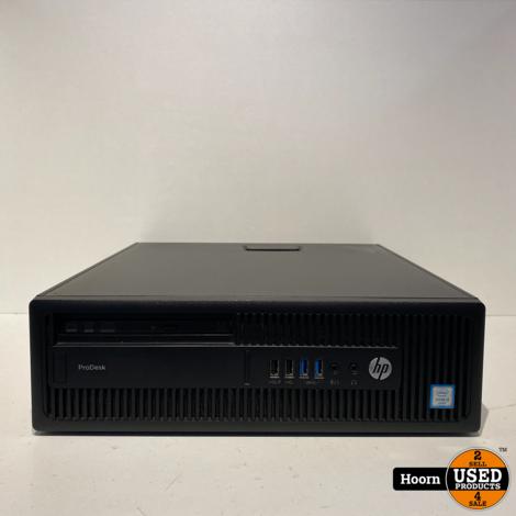 HP ProDesk 600 G2 SFF P1G87EA Desktop i5 - 8GB - 256GB SSD
