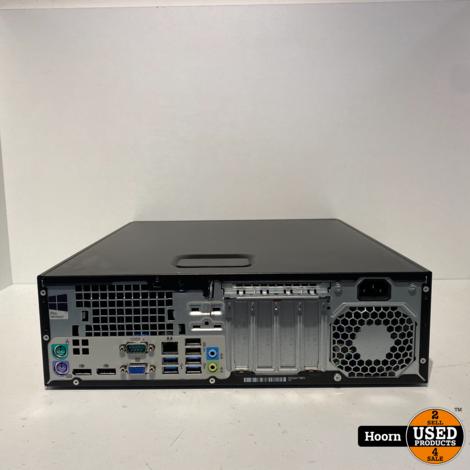 HP ProDesk 600 G2 SFF P1G87EA Desktop i5 - 8GB RAM - 256GB SSD