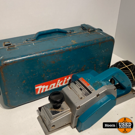 Makita 1100-950Watt Schaafmachine in Koffer