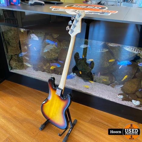 J&D Brothers 4-String Bass Gitaar