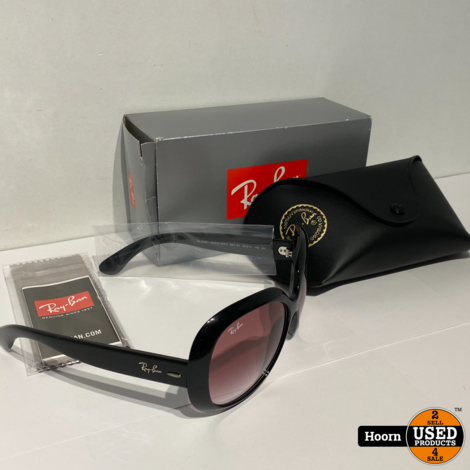 Ray-Ban RB4098 Jackie OHH II Zonnebril Nieuw 601/8H 60/14