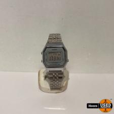 Casio Casio LA680WE Zilver
