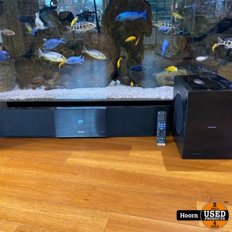 Panasonic SA-BTX70 2.1 Blu-Ray Home Cinema Soundbar incl. Sub en Afstandbediening