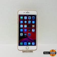 iPhone 8 Plus 64GB Gold Los Toestel incl. Lader Accu: 85%