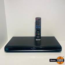 Panasonic DMP-BD35 Blu-Ray DVD Speler HDMI incl. Afstandsbediening