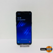 Samsung Galaxy S8 64GB Zwart Los Toestel incl. Lader