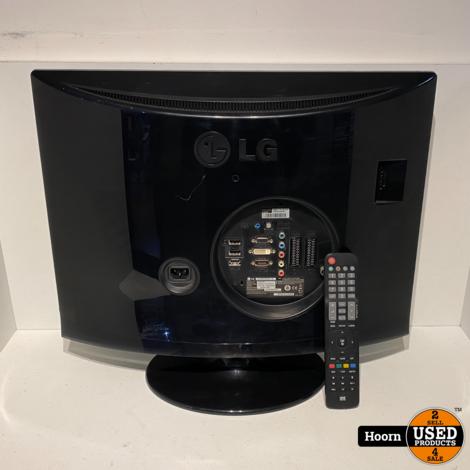 LG Flatron M2294D 22 inch LCD TV incl. Afstandbediening
