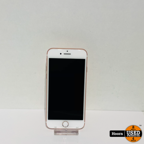 iPhone 7 32GB Rose Gold Los Toestel incl. Lader Accu 85%