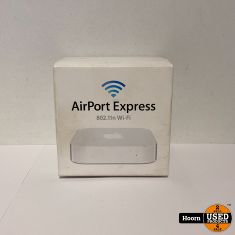 Apple AirPort Express Base Station in Doos