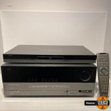 harman kardon Harman Kardon AVR 245 5.1 Versterker + DVD 37 DVD Speler met HDMI incl. AB