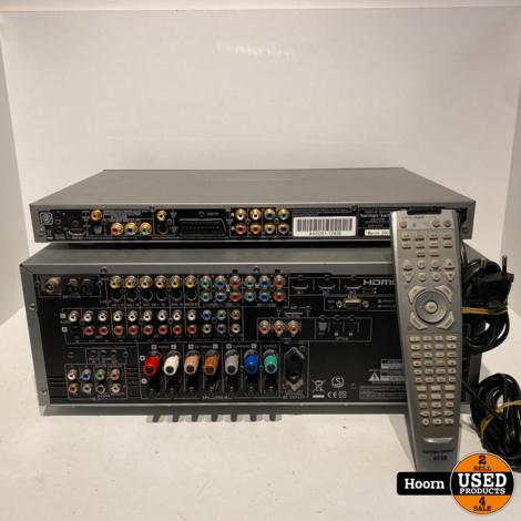 Harman Kardon AVR 245 5.1 Versterker + DVD 37 DVD Speler met HDMI incl. AB