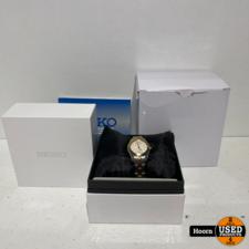 Seiko SXDA72P1 Horloge 26mm Compleet in Doos met Bon in Zeer Nette Staat