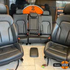 Audi Q5 / SQ5 8R Vol Leder interieur in Zeer Nette Staat
