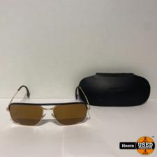Carrera Eyewear Zonnebril Navigator 152/S J5G/K1 Goud/Bruin